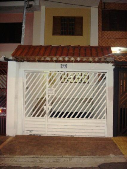 Sobrado Residencial À Venda, Jardim Maria Rosa, Taboão Da Serra - So0043. - So0043