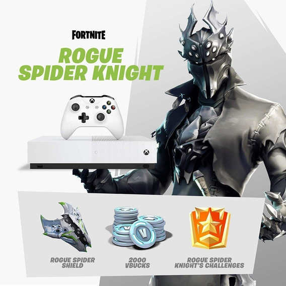 Fortnite - Rogue Spider Knight + 2000 V-bucks