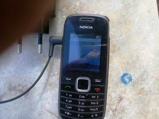 Celular Nokia, Claro, Fone E Mais Bateria Original.