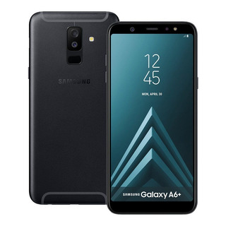 Samsung Galaxy A6 + Plus A605gn/ss Negro 32gb Sim Solo 6-inc