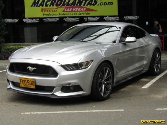 Ford Mustang Gt 5000 Cc At