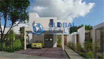 Casa En Venta, Privada En Conkal Zona Altabrisa Cv-5439