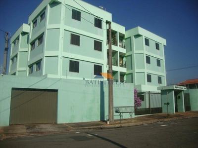Apartamento Com 2 Dormitórios Para Alugar, 72 M² Por R$ 930,00/mês - Vila Queiroz - Limeira/sp - Ap0481