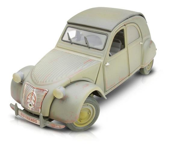 Citroen 2cv Old Friends Maisto 1:18 Carros Miniaturas