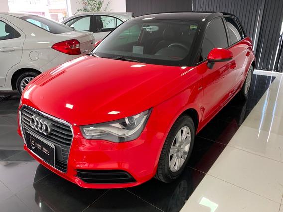 Audi A1 Sportback Com Interior Marrom