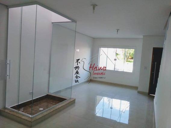 Sobrado Com 3 Dormitórios À Venda, 176 M² Por R$ 590.000,00 - Jardim São José - São Paulo/sp - So0585