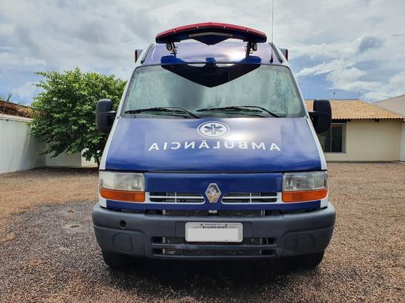 Vendo Ambulância Renault Master
