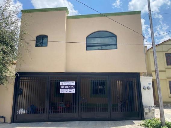 Casa En Renta, General Escobedo, Nuevo León