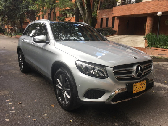 Mercedes Benz Glc 250 2018 9.500 Km