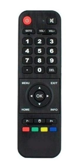 Controle Remoto H Smart Tv 3/5/6 Novo Testado Envio Imediato