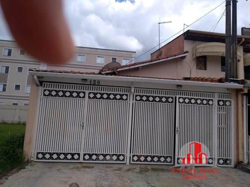 Casa Padrão À Venda Em Taubaté/sp - 954