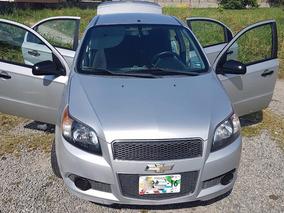 Chevrolet Aveo 2013 Estandar Aire Acondicionado