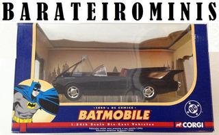 1:24 Batman Corgi 1960 Batmobile Dc Comics Barateirominis