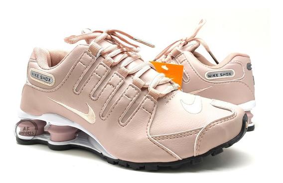 Tênis Nike Nz Masculino E Feminino 4 Molas Foto Original