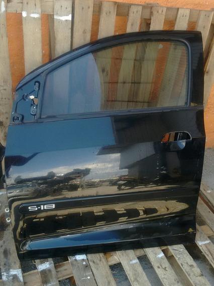 Porta Chery S18 Dianteira Esquerda Original Sem Vidro