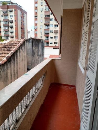 Apartamento 3 Quartos Para Locação Em Rio De Janeiro, Tijuca, 3 Dormitórios, 2 Banheiros - Ap3q923_1-1788319