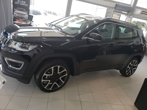 Jeep Compass 2.4 Limited Plus 4x4 0km **