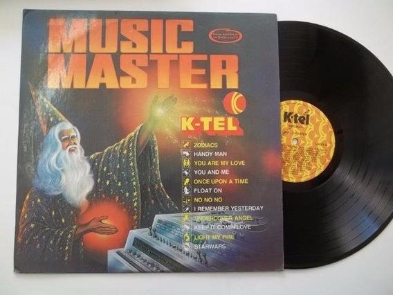 Lp Vinil - Music Master K-tel - Coletanea - Zodiacs Float On