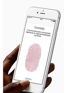 iPhone 6s Plus 16gb - Cinza Espacial