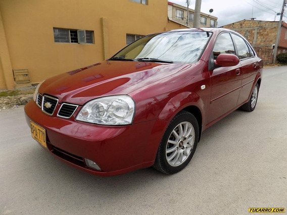 Chevrolet Optra 1.8cc At Aa