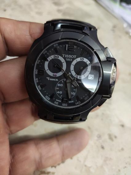 Relógio Tissot T-race Black