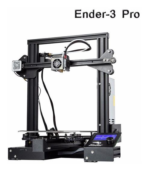 Impresora Creality 3d Ender -3 Pro 3d Entrega Inmediata Negr