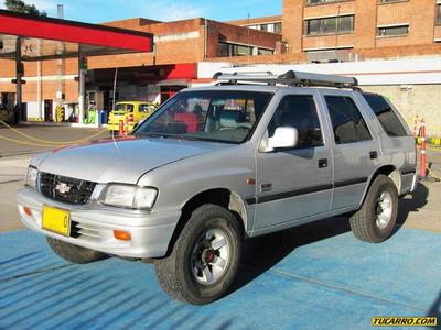 Chevrolet Rodeo Dohc V6 3200cc Mt Aa