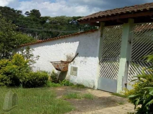 Imagem 1 de 8 de Vende-se Casa Térrea - 3642