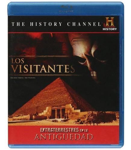 Imagen 1 de 3 de Los Visitantes The History Channel Documental Blu-ray