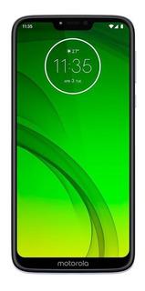 Smartphone Motorola Moto G7 Power Roxo Tela 6.2 64gb 12mp