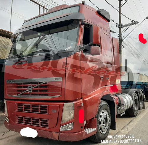 Volvo Fh 440 Globetrotter