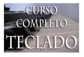Curso Completo De Teclado Top De Linha + Brinde