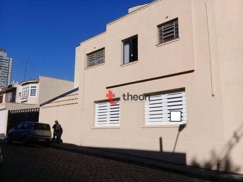 Imagem 1 de 2 de Casa Para Alugar, 180 M² Por R$ 7.500,00 - Tatuapé - São Paulo/sp - Ca0022