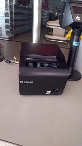 Impressora Não Fiscal Sweda Sl -300s 3 Unidades Usadas