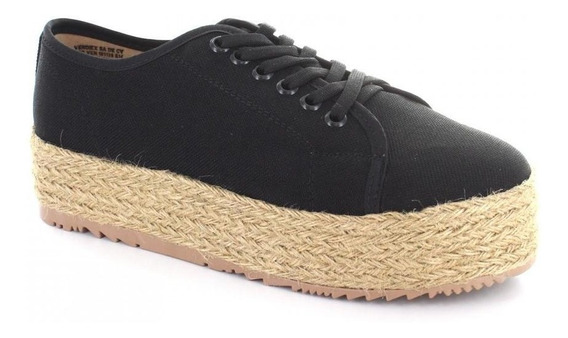 Tenis Para Mujer Redberry 2524-050100 Color Negro
