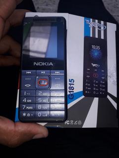 Telefono Nokia G1815 - Doble Sim - Liberado A Cualquier Oper