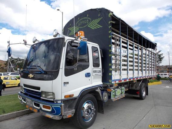 Camión Estacas Chevrolet Fsk
