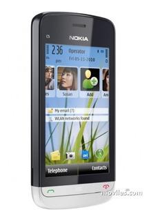 Celular Nokia C5 03 Anatel, Symbian,câmera 5,wifi,3,5g,rádio