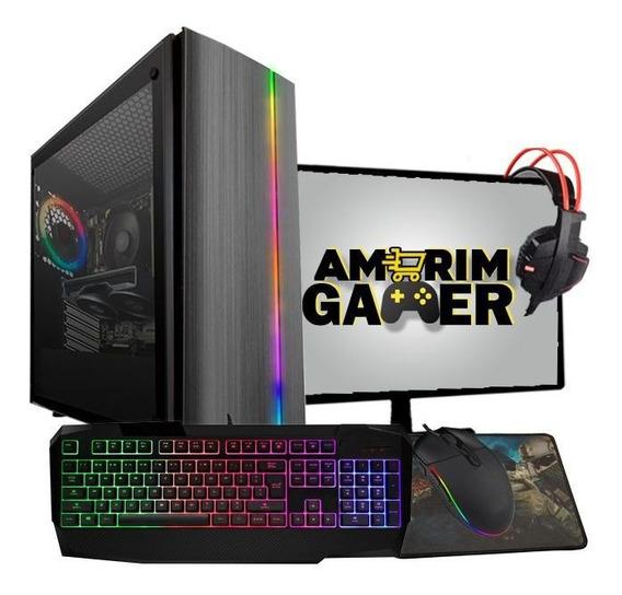 Pc Gamer Completo Maximus I5 Gtx1650 8gb Hd1tb + Ssd 160gb