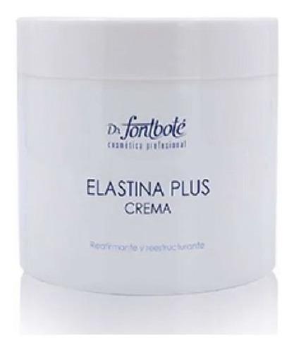 Elastina Plus,crema Reafirmante,500grs,fontbote,las Condes