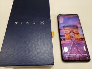 Oppo Find X Usado 128gb 8gb Ram Liberado Ingles Dual Sim