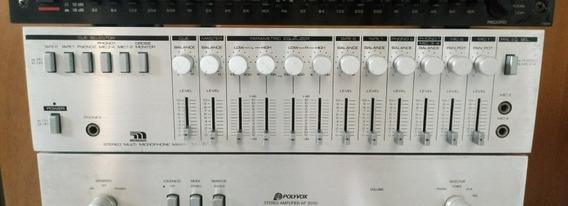 Mixer Micrologic Mx-10 Raríssimo
