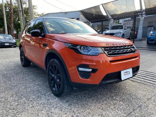 Imagen 1 de 8 de Land Rover Discovery Sport 2016