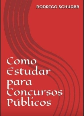 Livro Estudar Para Concurso Publico + Brinde-envio Imediato