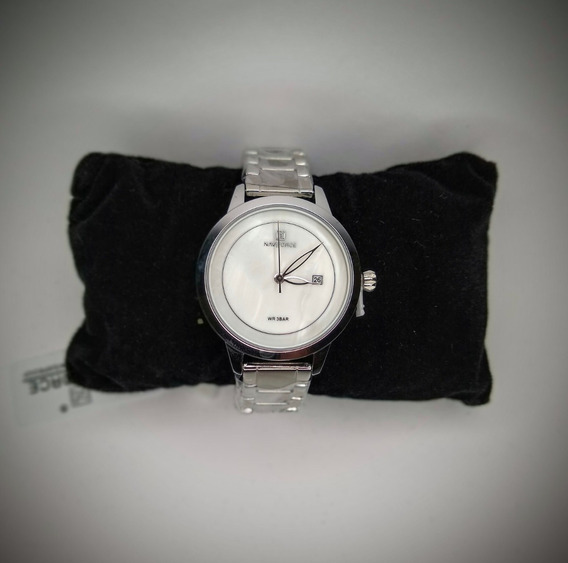 Relógio Feminino Naviforce Importado Luxo Original + Brinde