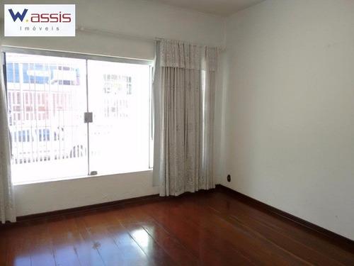 Excelente Casa Térrea Para Locação Comercial/residencial Em Jundiaí No Bairro Jardim Ana Maria - Ca00377