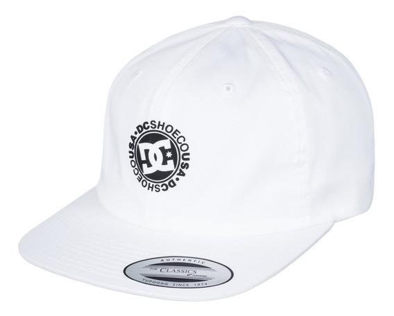 Dc Gorra Core Twill (wbb0) -blanco-unico