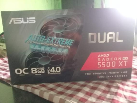 Xt 5500 8gb Asus Dual Oc Edition