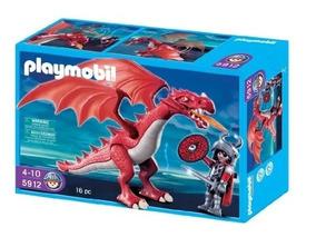 Playmobil Dragão Vermelho 16 Peças