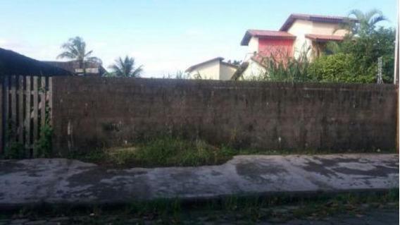 Terreno No Balneário Tupy, Em Itanhaém, Litoral Cod.3844